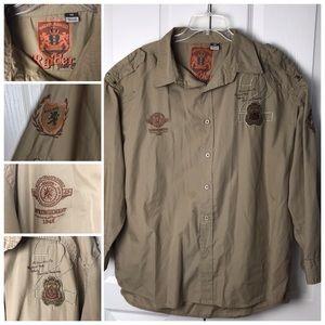 ❤️SOLD❤️ Men's Raider Jean Co. Shirt